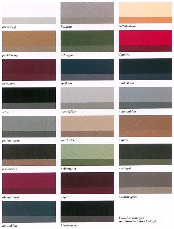 Mercedes Sl Paint Colors